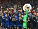 MU lập chiến tích lịch sử sau khi vô địch Europa League
