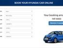 Hyundai mở dịch vụ đặt mua xe trực truyến tại Ấn Độ