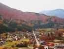 Mùa thu xứ Phù Tang đẹp mê hoặc lòng người