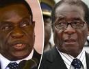 Cuộc chạm trán giữa Mugabe - Mnangagwa: Chính biến Zimbabwe sắp đến hồi kết