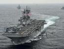 Trung Quốc tuyên bố đang theo dõi Mỹ trên Biển Đông