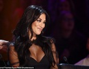 Nicole Scherzinger khoe vòng một ngoại cỡ