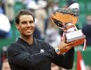 Nadal lần thứ 10 vô địch Monte Carlo