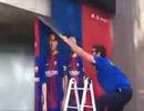Barcelona xé sạch hình ảnh liên quan tới Neymar