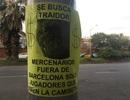 """Cổ động viên Barcelona """"truy nã"""" kẻ phản bội Neymar"""
