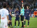 Neymar bị đuổi vì thiết đầu công, PSG hút chết ở Ligue 1
