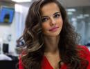 Tân phát ngôn viên 26 tuổi xinh đẹp của Bộ trưởng Quốc phòng Nga