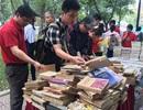 Sách cũ, sách giá rẻ hút độc giá nhí tại Ngày Sách Việt Nam lần thứ 4