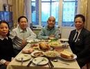 """Năm mới tới thăm bậc """"trưởng lão"""" người Việt tại Nga"""