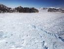 Có một nguồn nhiệt bí ẩn dưới Nam Cực khiến băng tan chảy