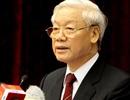 Tổng Bí thư Nguyễn Phú Trọng: Việt Nam đón nhiều vận hội mới năm 2017