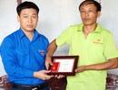 Truy tặng Huy hiệu Tuổi trẻ dũng cảm cho học sinh quên mình cứu bạn