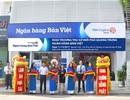 Ngân hàng Bản Việt -  Phòng giao dịch Quang Trung Khai trương trụ sở mới