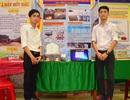 """Học sinh """"vùng đất học"""" sáng chế ngôi nhà an toàn chống động đất, bão lũ"""