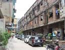 Nhà ở hạng sang giữa lòng Thủ đô thành nơi thuê trọ của lao động nghèo