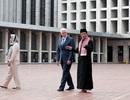 Phó Tổng thống Mỹ thăm nhà thờ Hồi giáo lớn nhất Đông Nam Á