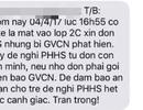 Hà Nội: Tìm ra người lạ vào trường đón học sinh bất thường