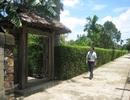 Phê duyệt dự án Khu lưu niệm Đại tướng Võ Nguyên Giáp tại quê nhà