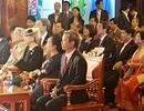 Nhật hoàng vui mừng gặp nhạc công Huế từng qua Nhật Bản biểu diễn