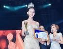 Nữ doanh nhân 21 tuổi được vinh danh trong lễ tôn vinh doanh nhân Sắc - Tâm - Tài 2017