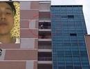 Công an giải cứu một bệnh nhân đòi nhảy từ tầng 18 tự sát