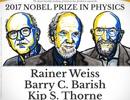 Nobel Vật lý 2017 vinh danh 3 nhà khoa học