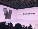Galaxy Note8 được bán tại Việt Nam trong tháng 9, giá khoảng 23 triệu