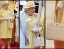 Thông điệp ẩn giấu trong cách dùng túi xách của Nữ hoàng Anh