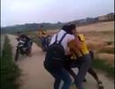 Thanh Hóa: Lại xảy ra vụ nữ sinh đánh nhau tung clip lên mạng