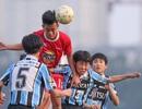 Học viện Nutifood-JMG thắng U13 Kawasaki (Nhật) trong trận giao hữu