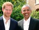 Hoàng tử Harry mời cựu Tổng thống Barack Obama tới cung điện hoàng gia