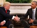 Chuyển giao quyền lực Obama - Trump: Hợp tác và đấu tranh chính sách