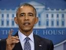 Phóng viên Nga liên tục ngắt lời Tổng thống Obama trong họp báo cuối cùng