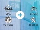 Mua được Opel, liên minh Peugeot - Citroen giành lại vị trí số 2 tại châu Âu