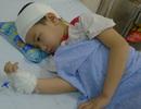 Cậu bé Gia Bảo bị u thân não đã mãi mãi ra đi