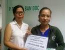 Thêm hơn 100 triệu đồng đến với gia đình bé Anh Hào