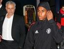 Cầu thủ MU sớm trở lại Manchester sau trận thắng Benfica
