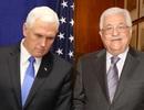 """""""Nóng mặt"""" vì Jerusalem, Palestine từ chối tiếp Phó Tổng thống Mỹ"""