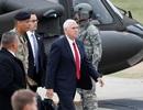 Phó Tổng thống Mỹ tới gần khu phi quân sự liên Triều