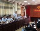 Kết thúc thanh tra trực tiếp khối tài sản của Giám đốc Sở TN-MT Yên Bái