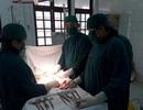 Bệnh viện huyện xử lý thành công u nang buồng trứng nặng 2kg