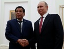 Nga - Philippines bắt tay hợp tác về quốc phòng