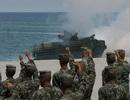 Mỹ - Philippines tuần tra hải quân chống phiến quân Hồi giáo