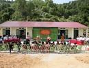 Náo nức ngày khánh thành công trình phòng học Dân trí thứ 11 tại Hà Giang