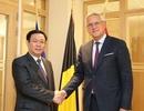 Vương quốc Bỉ khẳng định coi trọng quan hệ song phương với Việt Nam