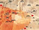 Quân đội Syria giành các giếng dầu: Tuyệt lộ IS