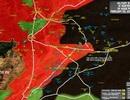 Quân đội Syria tấn công Palmyra, IS tháo chạy thật sự?