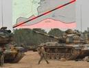 """Thổ Nhĩ Kỳ độc chiếm al-Bab, Syria thành """"Tái ông thất mã"""""""