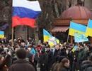 Ukraine châm ngòi cho cuộc đối đầu mới với Nga