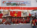 Đem sản phẩm truyền thống Việt Nam tới bạn bè quốc tế ở Ấn Độ